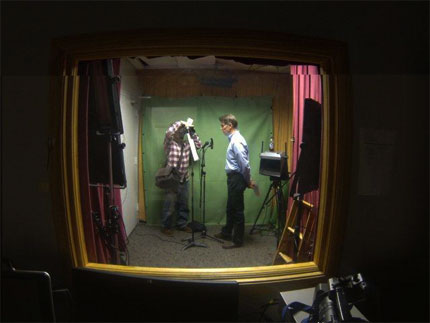 Photo of Voiceover Audition
