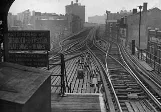 Third Avenue El Photo