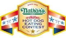 Coney Island Hot Dog Eating Contest Logo