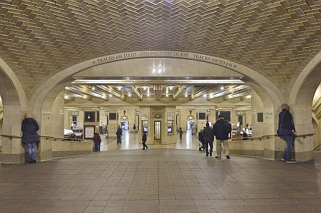 Mta News Quot Whispering Gallery Quot Renovations Complete
