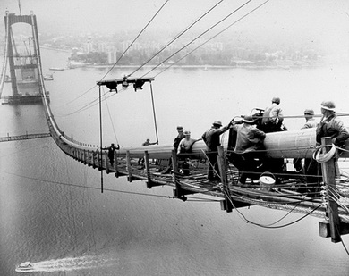 Looking Good! Throgs Neck Bridge Turns 50