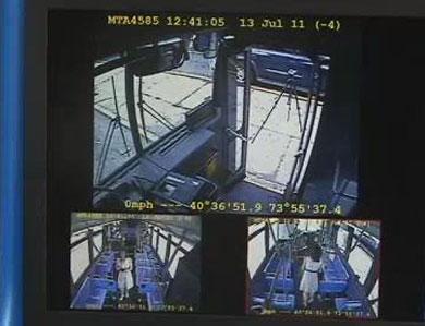 MTA Bus Camera Security System image