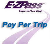 E-ZPass Pay Per Trip Logo