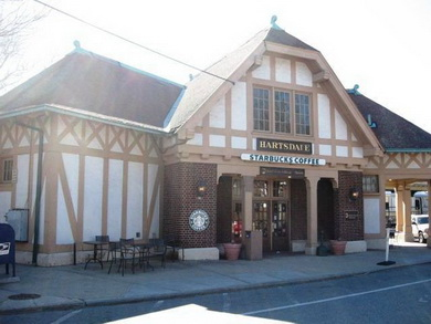 Metro-North  Railroad's Hartsdale Station Building Is Listed on the National Register of Historic Places
