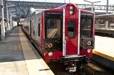 Metro-North M-8 cars