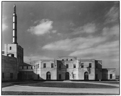 The Robert Moses Buildin 1937