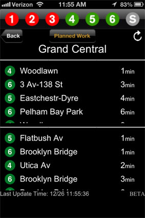Mta News Know Before You Go With Mta Subway Time 8482