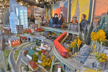 Transit Museum Holiday Train Show