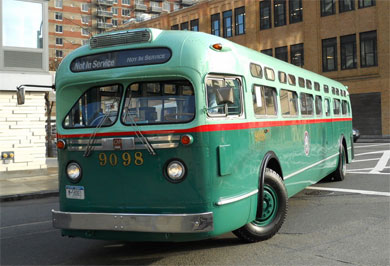 Photo of Vintage Bus