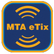 MTA eTix Graphic Icon