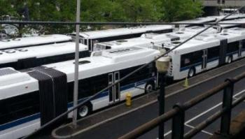 MTA's Buses Provide Shuttle Service for Metro-North Customers