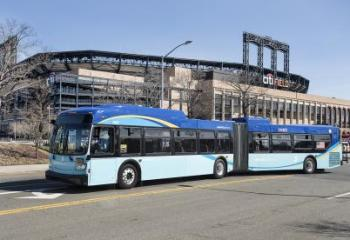MTA is rolling out new buses with Wi-Fi and USB charging ports in the Bronx