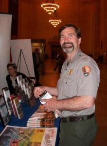 Park Ranger Promotes Roosevelt Ride From Poughkeepsie