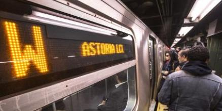 Subway Modernization begins Oct. 23 for Two Astoria Line Stations