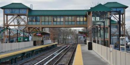 Arthur Kill SIR Station
