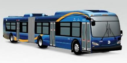 Next generation of articulated buses