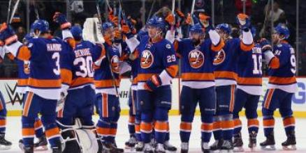 New York Islanders. Courtesy: Getty Images