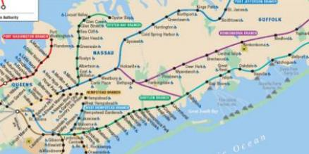 Mta Lirr Map MTA | news | LIRR Restores Eastbound Service for Mid day