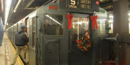 MTA | news | Annual Tradition Lets Holiday Weekend Customers Take ...