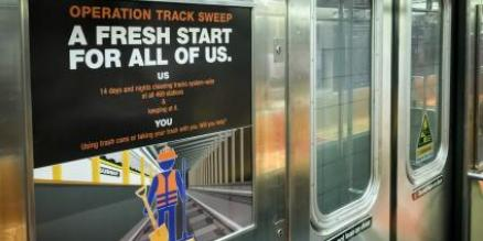Operation Track Sweep poster