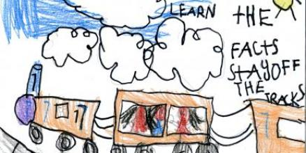 Metro-North Railroad Announces Rail Safety Poster Contest Winners