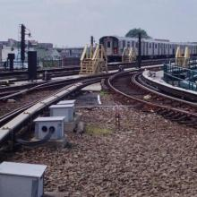 Switch Replacement Project at E. 241st St. Terminal is Complete